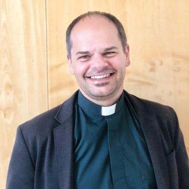 Dekan Dr. Peter Scheiring